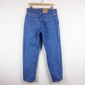 Levi's Jeans - Vintage Levi's orange tab high waisted mom jeans